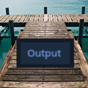 Dockable Output's icon